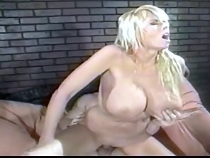 Blonde Gets Hammered By Her Dude After Dick Sucking