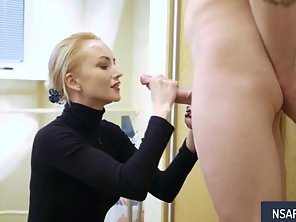 Alluring Whores Sucked Their Partners Big Dicks Indoors