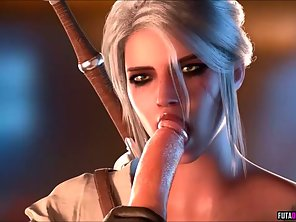 Blonde Witcher Babe Got Deep Screwed By Hard Dick