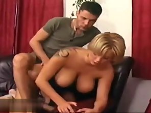 Big Boobs Babe Takes Big Cock Of Her Guy In Juicy Pussy